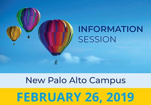 Info Session Feb26 Palo Alto
